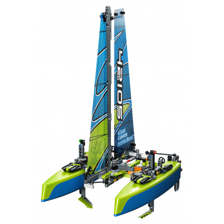 Lego Technic - Katamarán