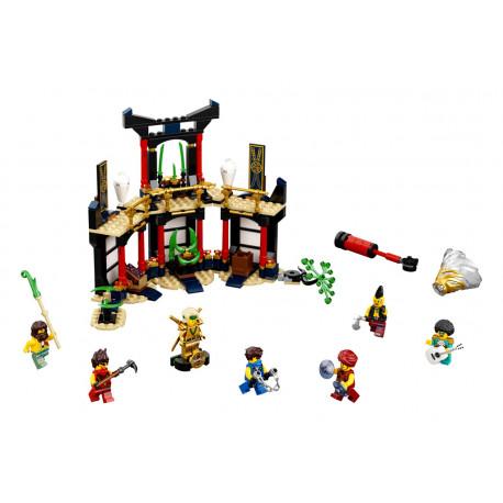 Lego Ninjago - Turnaj živlů