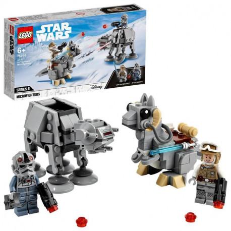 Lego Star Wars - Mikrobojovníci AT-AT
