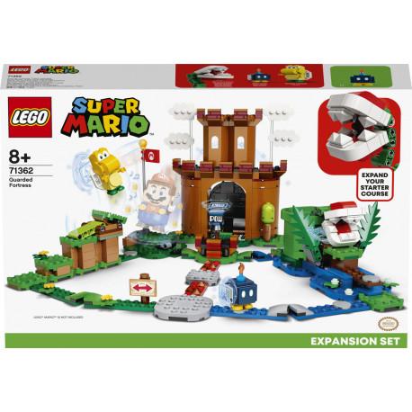 Lego Super Mario - Útok piraňové rostliny
