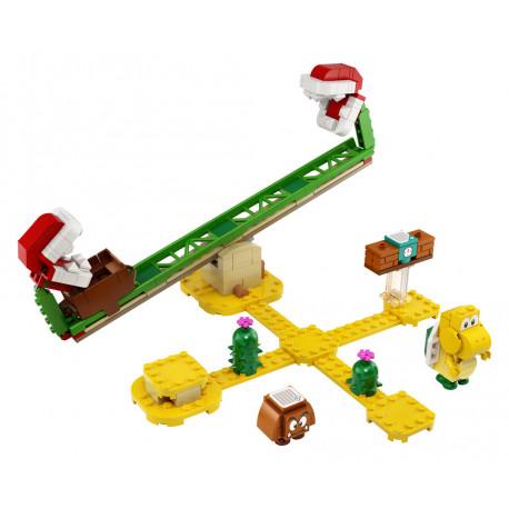 Lego Super Mario - Závodiště s piraněm
