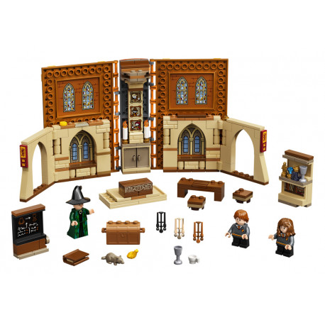Lego Harry Potter - Kouzelné momenty z Bradavic