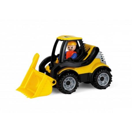 Auto Truckies nakladač - žlutý