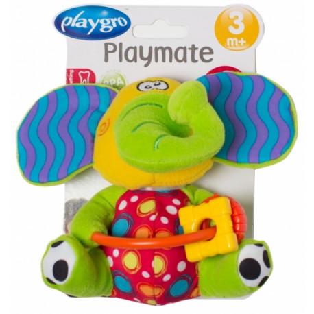 Playgro - Šustící slůně s kousátky