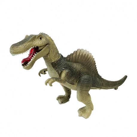 Dinosaurus chodící - světlo, zvuk