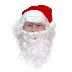 Paruka s vousy Santa/Mikuláš