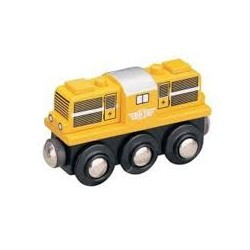 Maxim - Dieselová lokomotiva