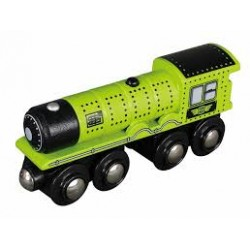 Maxim - Parní lokomotiva