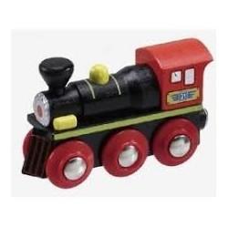 Maxim - Parní lokomotiva Zubačka