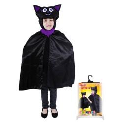 Karnevalový plášť - netopýr