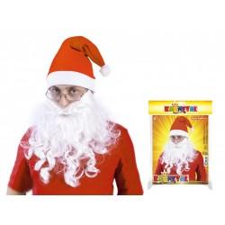 Dlouhé vousy Santa