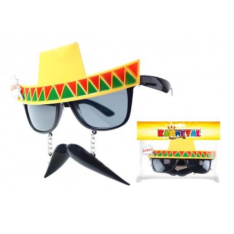 Brýle Mexiko - dospělé