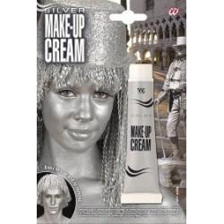 Make-up stříbrný