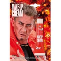 Make-up červený