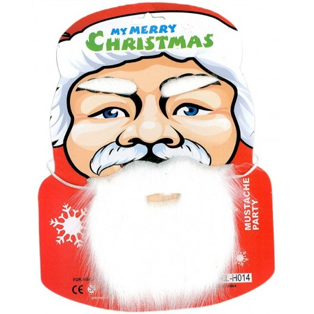 Vousy bílé (Santa)