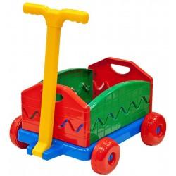 Vozík plastový Lena