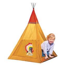 Stan indiánské teepee