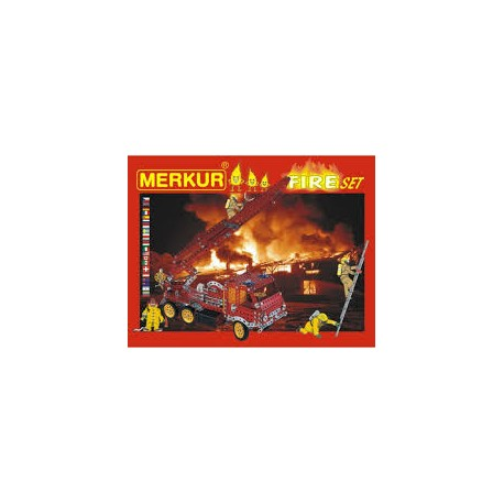 Merkur fire set 20 modelů