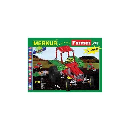 Merkur farmer - 20 modelů