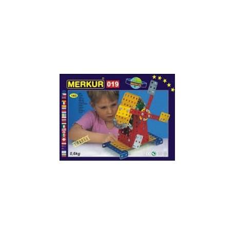 Merkur 019 mlýn