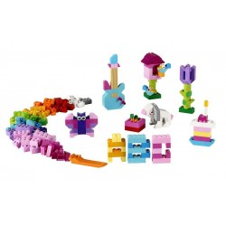 Lego classic - pestré tvořivé doplňky