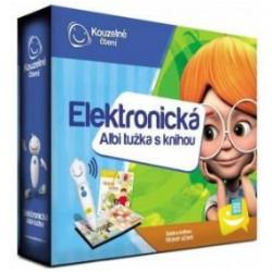 Elektronická tužka s knihou - hravé učení