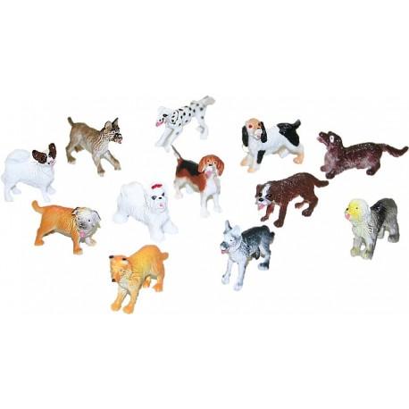 Zvířata - Psi v sáčku