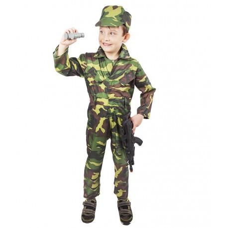 Kostým ARMY voják - velikost M
