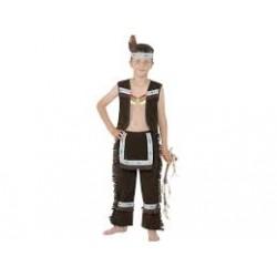 Kostým Indián - velikost S