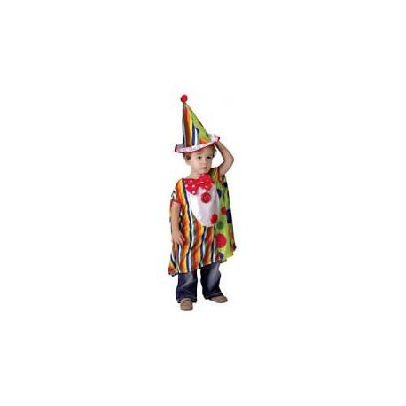 Kostým malý klaun - velikost XS