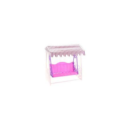 Nábytek pro barbie - Houpačka