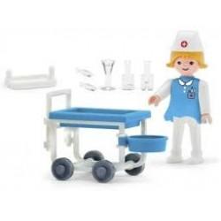 Igráček - zdravotní sestra s doplňky