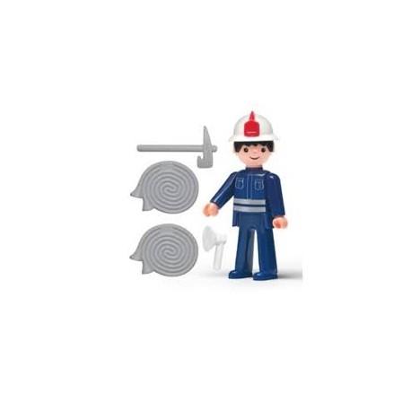 Igráček - hasič s doplňky