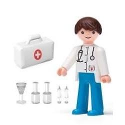 Igráček - doktor s doplňky