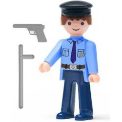 Igráček - policista s doplňky