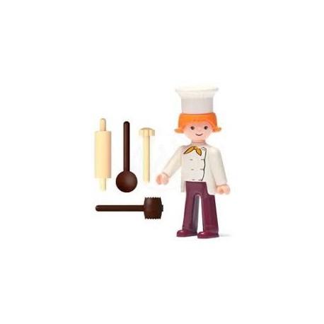Igráček - kuchařka s doplňky