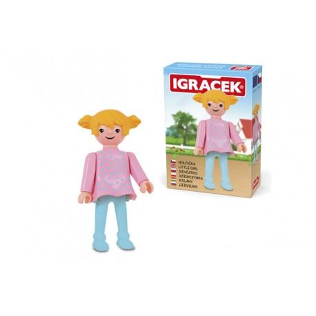 Igráček - holčička