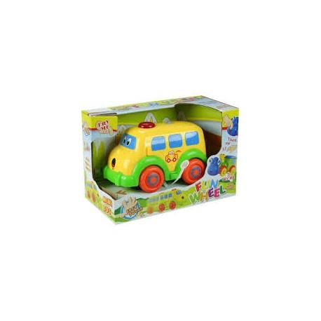 Baby Autobus - světlo, zvuk