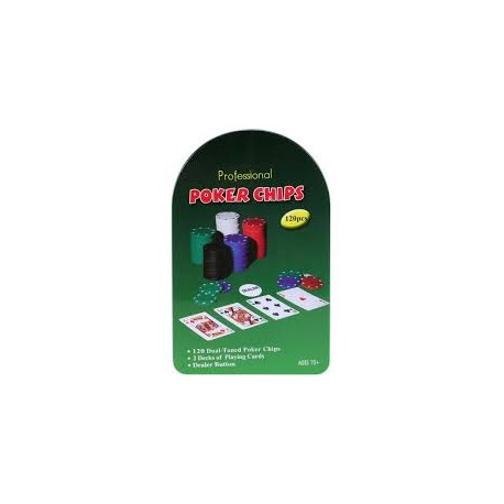 Poker - v plechovce