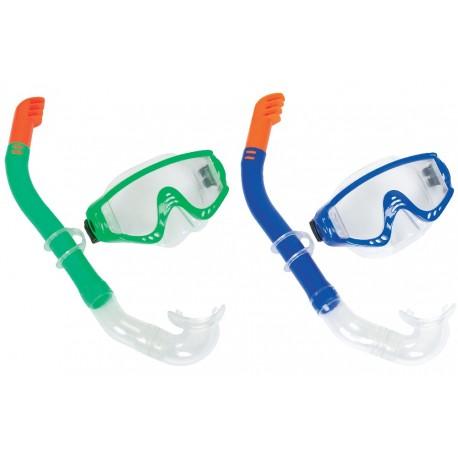 Potápěčské brýle + šnorchl 14+