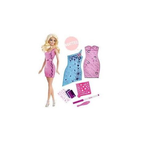 Barbie designerské studio