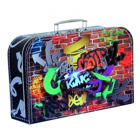 kufr GRAFITY - velký