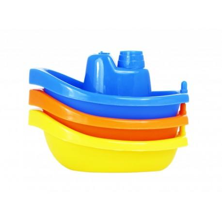 Lodičky do vody - 3 kusy