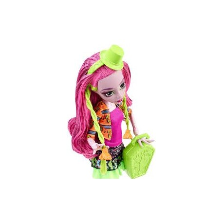 Monster high - Marisol Coxi