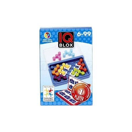 SMART - Hlavolam IQ Blox