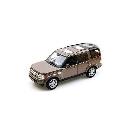 Model auta - Land Rover discovery 4