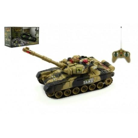 Tank RC (dálkové ovládání)