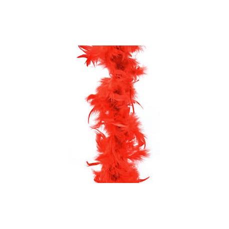 Boa červené - 200 cm