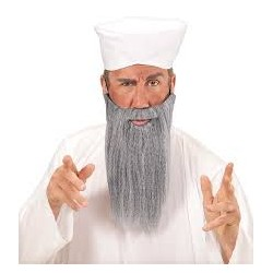 Arab - turban s vousy