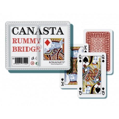 Canasta - hrací karty